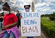George Floyd Solidarity Protest in Baton Rouge
