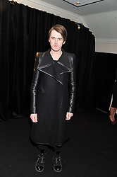 GARETH PUGH at the Warner Music Group Post Brit Awards Party in Association with Samsung held at The Savoy, London on 20th February 2013.