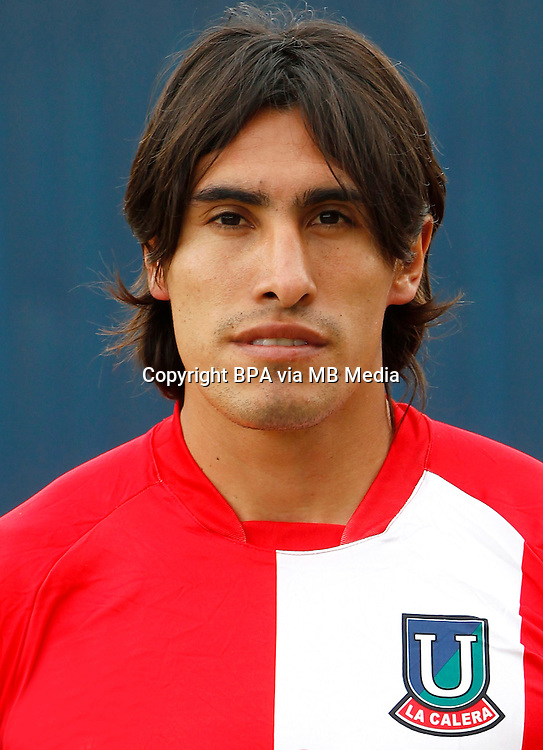Chile Football League Serie A  /<br /> ( Deportes Union La Calera ) - <br /> Hugo Bascunan