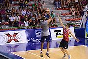Sassari 20 Agosto 2012 - Qualificazioni Eurobasket 2013 - Allenamento<br /> Nella Foto : LUIGI DATOME<br /> Foto Ciamillo/Castoria