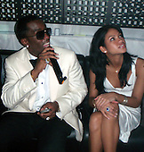 P Diddy & & Cassie in Cannes 05/22/2008