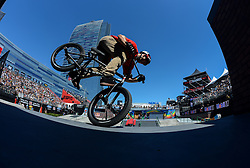 29 JUN 2012: X Games Los Angeles 2012 at LA Live and Staples Center in Los Angeles, CA. Joshua Duplechian/ESPN