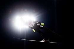 February 8, 2018 - Pyeongchang, SOUTH KOREA - 180208 Robert Johansson of Norway during the Men's Normal Hill Individual Qualification Trial ahead of the 2018 Winter Olympics on February 8, 2018 in Pyeongchang..Photo: Jon Olav Nesvold / BILDBYRN / kod JE / 160146 (Credit Image: © Jon Olav Nesvold/Bildbyran via ZUMA Press)