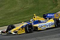 Marco Andretti, Barber Motorsports Park, Birmingham, AL USA 4/27/2014