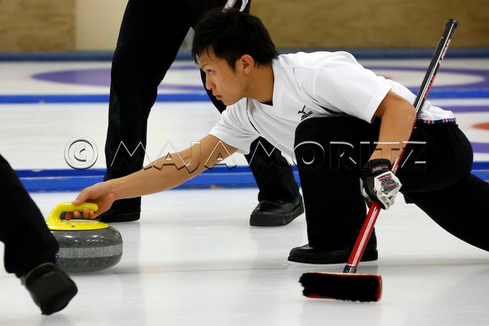 Japan, men's team, Kosuke MOROZUMI