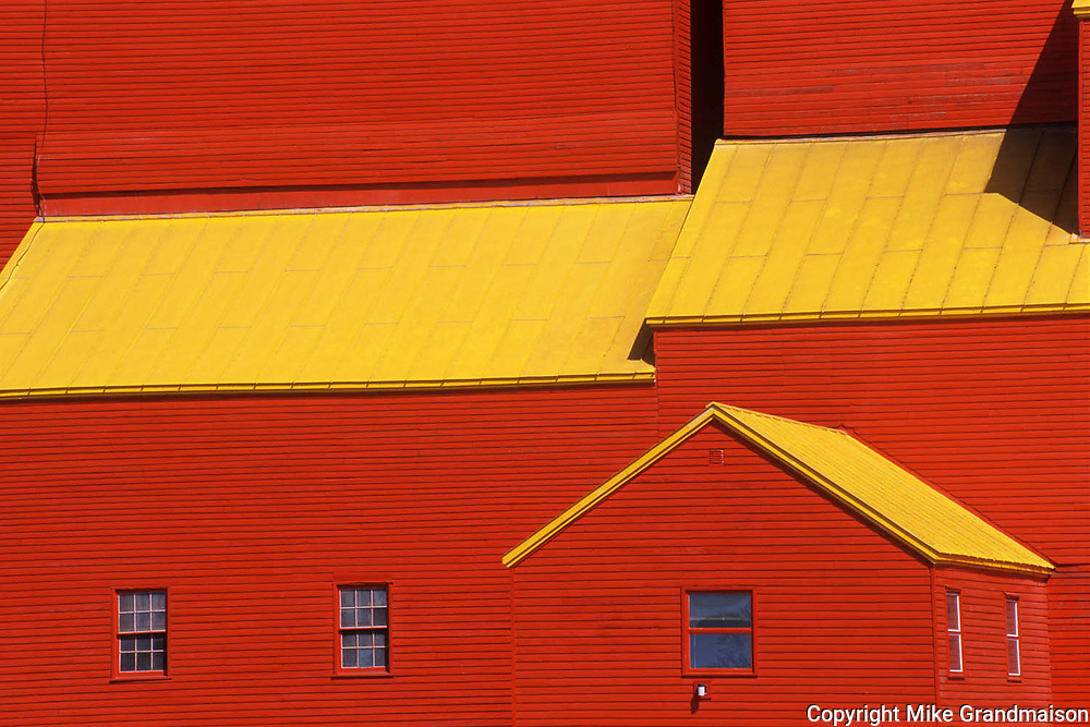 Grain elevator detail<br /> Lajord<br /> Manitoba<br /> Canada