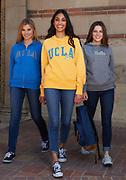 ASUCLA Marketing - 2016 Bear Wear Catalog photo shoot, UCLA, Los Angeles, CA<br /> May 13th 2014<br /> Copyright Don Liebig/ASUCLA<br /> 160513 Shot 11943.psd