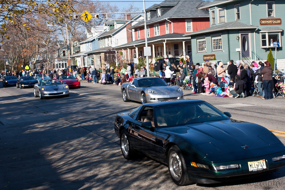 Collingswood Holiday Parade down Haddon Ave. on November 27, 2010.