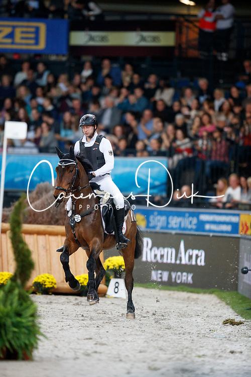 Westerich Falk-Filip-Finn, GER, Giacomo YSK<br /> Mercedes German Masters - Stuttgart 2016<br /> &copy; Hippo Foto - Stefan Lafrentz<br /> 16/11/16