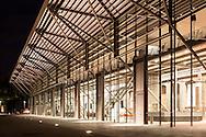 DEU, Germany, North Rhine-Westphalia, Ruhr area, Bochum, the Century Hall, the Century hall is venue of the Ruhrtriennale.<br /> <br /> DEU, Deutschland, Nordrhein-Westfalen, Ruhrgebiet, Bochum, die Jahrhunderthalle, die Jahrhunderthalle ist Veranstaltungsort der Ruhrtriennale.