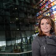 NLD/Hilversum/20121003- Boekpresentatie De Iconen van het NOS Achtuurjournaal, Sacha de Boer