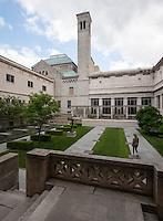 Cincinnati Art Museum Courtyard