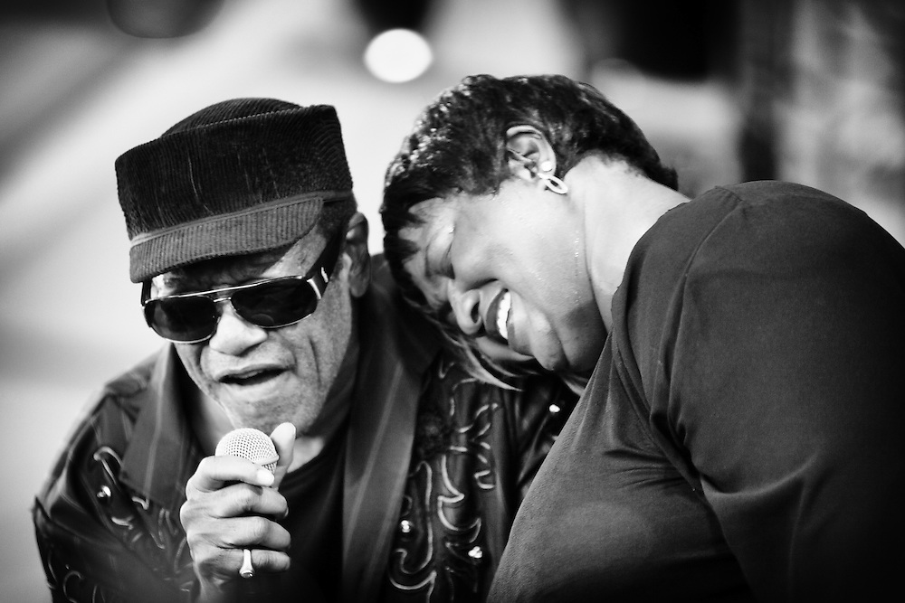 Bobby Womack performs at The Bonnaroo Music and Arts Festival - 6/14/14