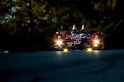 Bruno Junqueira, Tomy Drissi and Ricardo Vera, RSR Racing (PC) Chevrolet Oreca FLM09, Petit Le Mans. Oct 18-20, 2012. © Jamey Price
