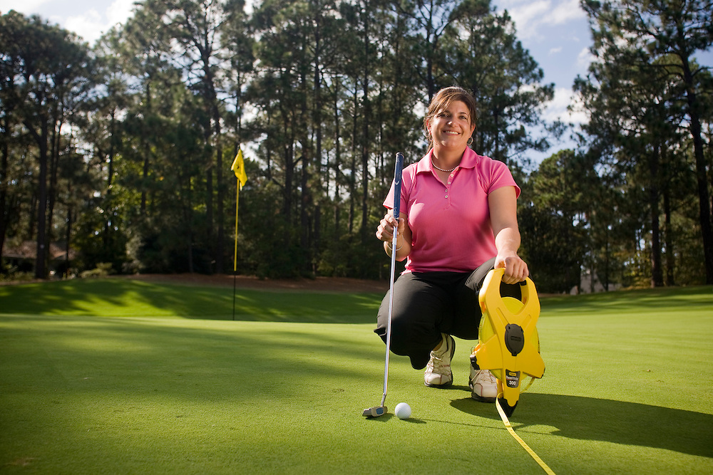 Donna Mummert is the USGA's Assistant Director, Amateur Status & Rules of Golf, and also directs the U.S. Girls' Junior Championship. She played collegiately at Winthrop University and qualified for the 2004 U.S. Women's Mid-Amateur Championship.