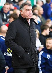 Sunderland Manager, Sam Allardyce  - Mandatory byline: Matt McNulty/JMP - 07966 386802 - 01/11/2015 - FOOTBALL - Goodison Park - Liverpool, England - Everton v Sunderland - Barclays Premier League