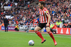 March 16, 2019 - Sunderland, Tyne and Wear, United Kingdom - Sunderland's Adam Matthews during the Sky Bet League 1 match between Sunderland and Walsall at the Stadium Of Light, Sunderland on Saturday 16th March 2019. (Credit: Steven Hadlow | MI News) (Credit Image: © Mi News/NurPhoto via ZUMA Press)