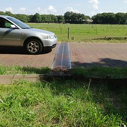 Faunapassage Duin en Kruidberg, Noord Holland, Netherlands