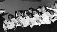 Ammerstol koor Aurora zingt in Schoonhoven