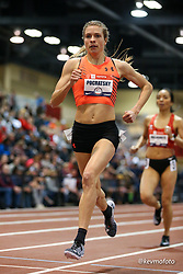 2020 USATF Indoor Championship<br /> Albuquerque, NM 2020-02-14<br /> photo credit: © 2020 Kevin Morris<br /> womens 3000m, Under Armour