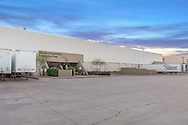 Commercial real estate photographer, warehouse