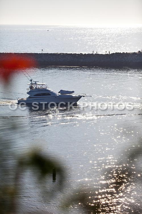 Boating in Newport Harbor