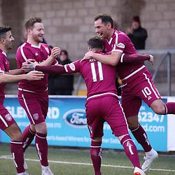 Forfar Athletic v Arbroath, Scottish League One, 8 December 2018