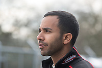 Ahmad Al Harthy at the 2015 British GT Championship at Oulton Park, Little Budworth, Chesihre, United Kingdom. 4th & 6th April 2015. World Copyright: Peter Taylor/PSP. Copy of publication required for printed pictures. Every used picture is fee-liable.http://archive.petertaylor-photographic.co.uk