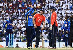 Sri Lanka v England - 4th ODI - 20 Oct 2018