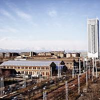 OGR Torino, riqualificate e restituite alla città da Fondazione CRT, Un nuovo Distretto della Creatività e dell'Innovazione.