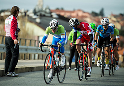 POLANC Jan (SLO) of Slovenian National Team, GOLČER Jure (SLO) of Adria Mobil during the UCI Class 1.2 professional race 4th Grand Prix Izola, on February 26, 2017 in Izola / Isola, Slovenia. Photo by Vid Ponikvar / Sportida