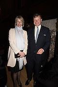 ZARA GORDON LENNOX; ANGUS GORDON LENNOX, Perdurity: A Moving Banquet of Time. Royal Salute curates a timeless evening at Hampton Court Palace with Marcos Lutyens, 2 June 2015.