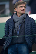 Polish national team's new trainer coach Adam Nawalka during the UEFA Europa League Group J football match between Legia Warsaw and Trabzonspor AS at Pepsi Arena Stadium in Warsaw on November 07, 2013.<br /> <br /> Poland, Warsaw, November 07, 2013<br /> <br /> Picture also available in RAW (NEF) or TIFF format on special request.<br /> <br /> For editorial use only. Any commercial or promotional use requires permission.<br /> <br /> Mandatory credit:<br /> Photo by © Adam Nurkiewicz / Mediasport