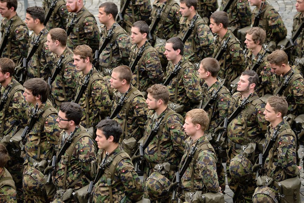 Swiss Army,Thun, Switzerland,Europe