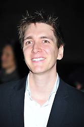 © Licensed to London News Pictures. 06/02/2012.  England.Oliver Phelps attends the Evening Standard Film Awards at County Hall westminster London Photo credit : ALAN ROXBOROUGH/LNP