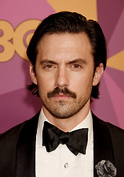 """Lena Dunham and Jennifer Konner at HBO's """"Golden Globe Awards"""" After Party held at the Beverly Hilton Hotel on January 7, 2018 in Beverly Hills, CA. Janet Gough/AFF-USA.com. 07 Jan 2018 Pictured: Milo Ventimiglia. Photo credit: MEGA TheMegaAgency.com +1 888 505 6342"""