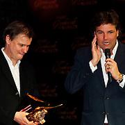 NLD/Amsterdam/20100322 -  Uitreiking Rembrandt Awards 2009, Reinout Oerlemans wint een Rembrand voor beste film