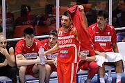 Giancarlo Ferrero<br /> Enel New Basket Brindisi - Openjobmetis Pallacanestro Varese<br /> Lega Basket Serie A 2016/2017<br /> Brindisi 12/02/2017<br /> Foto Ciamillo-Castoria