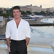Simon Cowell - MIPCOM Personality of the Year - Photocall - October 13, 2014