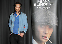 © Licensed to London News Pictures. 21/08/2013, UK. Otto Bathurst, Gala Screening of episode 1 of new BBC Two gangster drama 'Peaky Blinders', BFI Southbank, London UK, 21 August 2013. Photo credit : Richard Goldschmidt/Piqtured/LNP