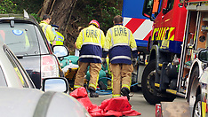 Wellington-Man in critical condition after trapped in rubbish truck