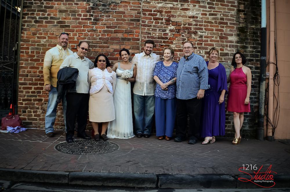 Eric Amp Kat New Orleans Wedding Photos The Wedding Reception