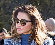 Queen Rania & King Abdullah - Arbour Day