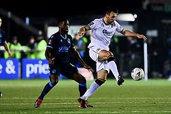 Abu Ogogo of Bristol Rovers - Mandatory by-line: Ryan Hiscott/JMP - 19/11/2019 - FOOTBALL - Hayes Lane - Bromley, England - Bromley v Bristol Rovers - Emirates FA Cup first round replay