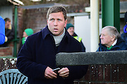 Bognor Regis Town Manager Jamie Howell during the Ryman Premier League match between Bognor Regis Town and Havant & Waterlooville FC at Nyewood Lane, Bognor, United Kingdom on 26 December 2016. Photo by Jon Bromley.