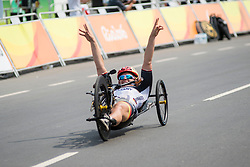 222 REPPE Christiane, H4, GER, Cycling Road Race à Rio 2016 Paralympic Games, Brazil