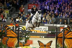 Dreher Hans Dieter, (GER), Cool and Easy<br /> Indoor Brabant - 's Hertogenbosch 2016<br /> © Hippo Foto - Dirk Caremans<br /> 13/03/16