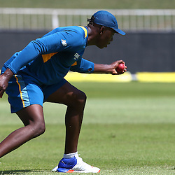 Durban South Africa - December 24, Kagiso Rabada during the South African training session at Sahara Stadium Kingsmead, 24 December 2015. (Photo by Steve Haag) images for social media must have consent from Steve Haag
