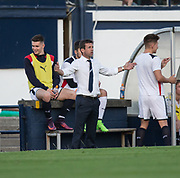 Dundee manager Neil McCann - Raith Rovers v Dundee, Betfred Cup at Starks Park, Kirkcaldy, Photo: David Young<br /> <br />  - &copy; David Young - www.davidyoungphoto.co.uk - email: davidyoungphoto@gmail.com