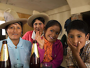 Bernado and his family hosted a Pachamanca at their house.  The Pachamanca (Pacha = earth; manca = oven) is a dish handed down from the Peruvian ancestors as an offering to mother earth.  It includes a variety of meats (beef, chicken, mutton) and vegetables (potatoes, sweet potatoes, ocas).  The food is cooked in an oven excavated in the earth, and filled with heated rocks.